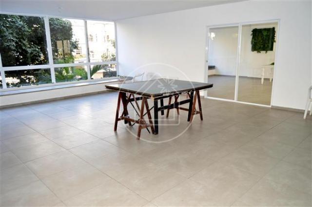 Apartamento à venda com 3 dormitórios em Jardim botânico, Rio de janeiro cod:736108 - Foto 13