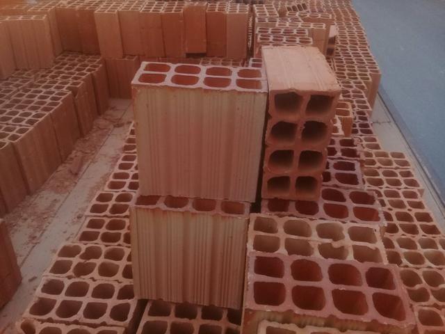 DISK tijolos dá fábrica 325