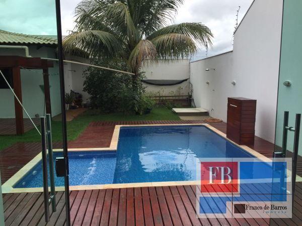 Casa  com 4 quartos - Bairro Setor Residencial Granville I em Rondonópolis