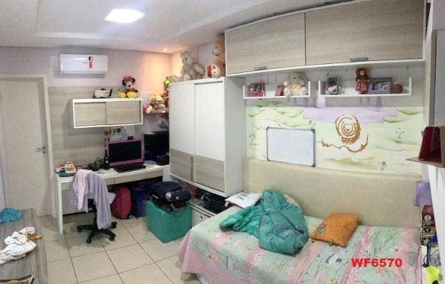 CA1322 Laguna Ville, casa em condomínio com 4 suítes, 3 vagas, área de lazer completa - Foto 10