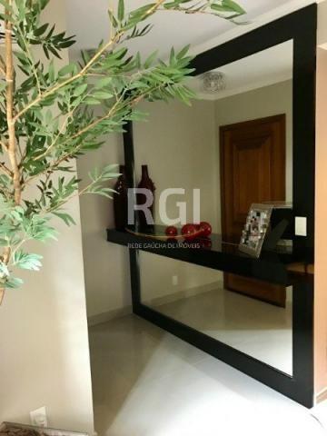 Casa de condomínio à venda com 4 dormitórios em Vila assunção, Porto alegre cod:MI268747
