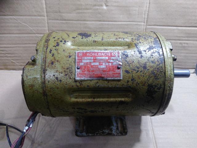 Motor elétrico 1cv 220v