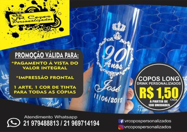 Long drink personalizado 1,50