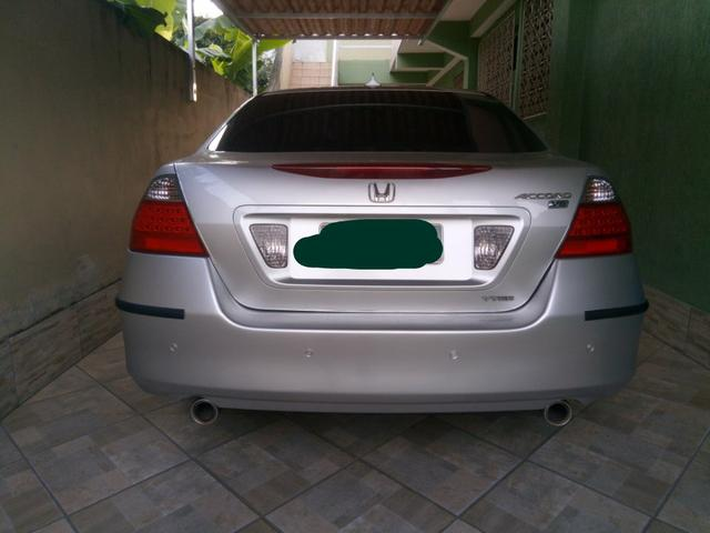 Lovely Honda Accord EX 3.0 V6 2007 Top De Linha