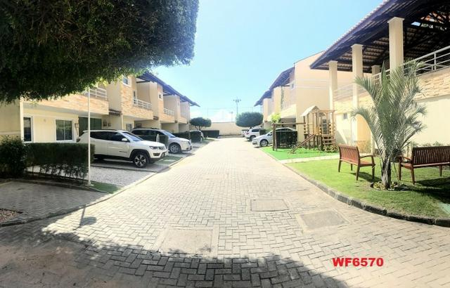CA1322 Laguna Ville, casa em condomínio com 4 suítes, 3 vagas, área de lazer completa - Foto 17