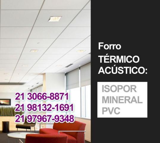Forros & Divisórias Pvc Drywall