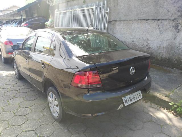 Volkswagen Voyage completo 1.6 impecável vale a pena conferir único dono - Foto 2