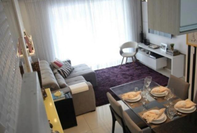 Fioreto Home Club, apartamento com 2 quartos no Guararapes - Foto 3