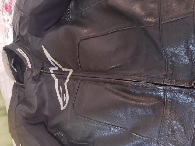 Macacão Alpinestar Octane Leather