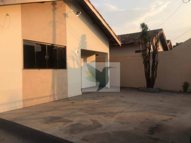 Casa com 2 dormitórios para alugar, 85 m² por r$ 1.250/mês - residencial bela vista - Foto 8