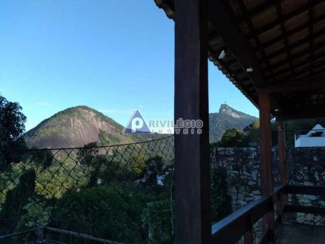 Casa à venda com 4 dormitórios em Santa teresa, Rio de janeiro cod:FLCA40016