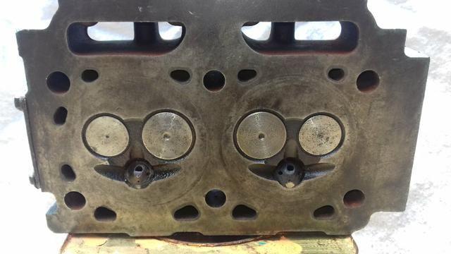 Cabeçote stander do yanmar BT 22 recem retificado - Foto 2