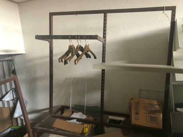 Araras e banco em ferro e madeira - Foto 2