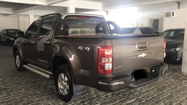 Chevrolet S10 2.8 4x4 Diesel LT 2015- Muito nova!! - Foto 4