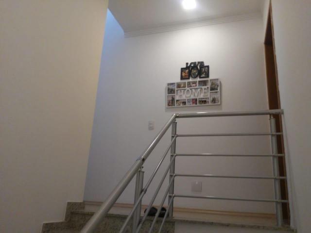 Sobrado à venda, 3 quartos, 2 vagas, scarpelli - santo andré/sp - Foto 13