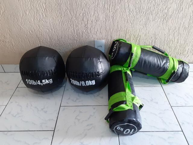 Wall ball e Power Bag - Foto 2