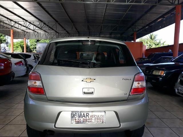 Chevrolet agile 2011/2011 1.4 mpfi ltz 8v flex 4p manual - Foto 8
