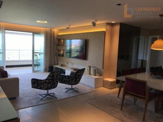Apartamento residencial à venda, edson queiroz, fortaleza. - Foto 3