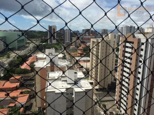 Apartamento com 3 quartos, à venda, no papicu!!! - Foto 14