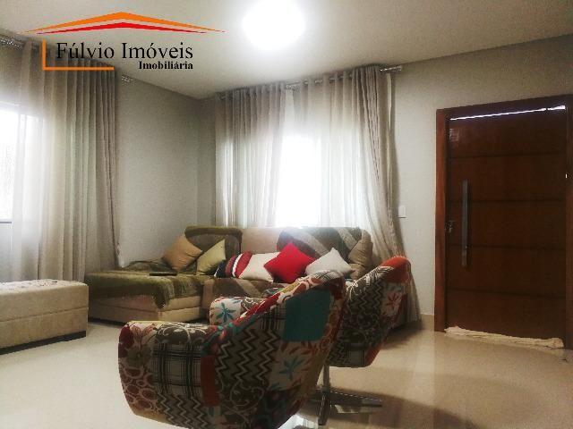 Esplêndida casa térrea alto padrão, 4 quartos, completo em armários na Vicente Pires