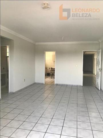Apartamento com 3 dormitórios à venda, 115 m² - fátima - fortaleza/ce - Foto 3