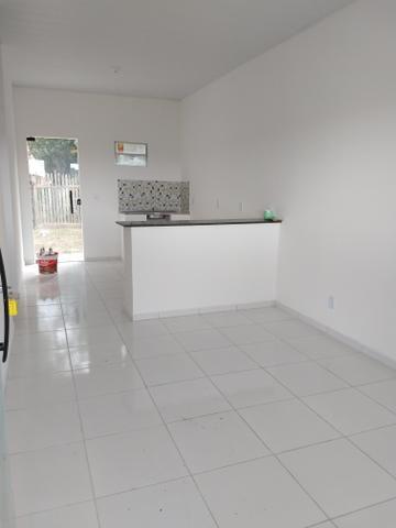 Compre sua casa com parcela a partir de 450,00 mensais , no centro de santa baraba - Foto 3