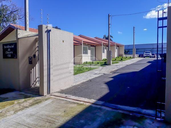 Casa de condomínio à venda com 2 dormitórios em Atuba, Colombo cod:153456 - Foto 2