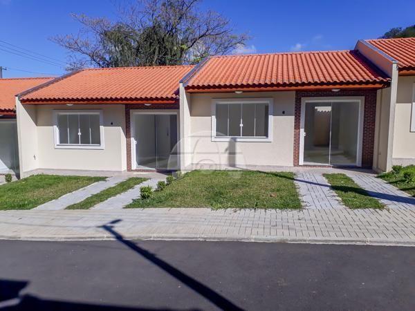 Casa de condomínio à venda com 2 dormitórios em Atuba, Colombo cod:153456 - Foto 10