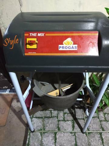 Masseira misturadora 15 litros para coxinhas