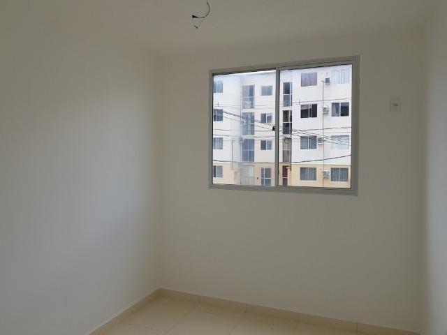 Lindo apartamento no Cd. Villa Jardim de 02 quartos, com area de lazer completa - Foto 9