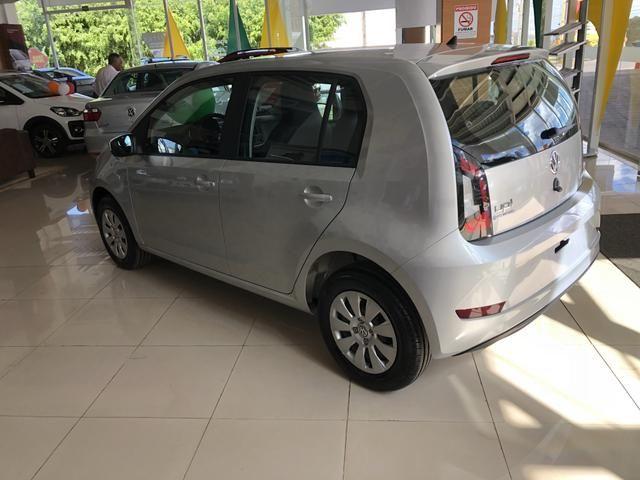 VW - UP 1.0 MPI - Modelo 2020 - Completão - Foto 4