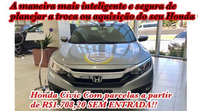 Honda Civic 0km