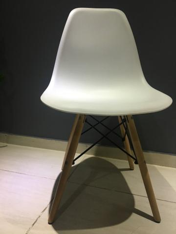 Cadeira eames branca - Foto 2