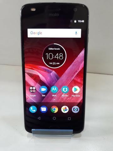 Smartphone Motorola Moto Z Play - 64GB - Tela 5.5``-Dual Chip