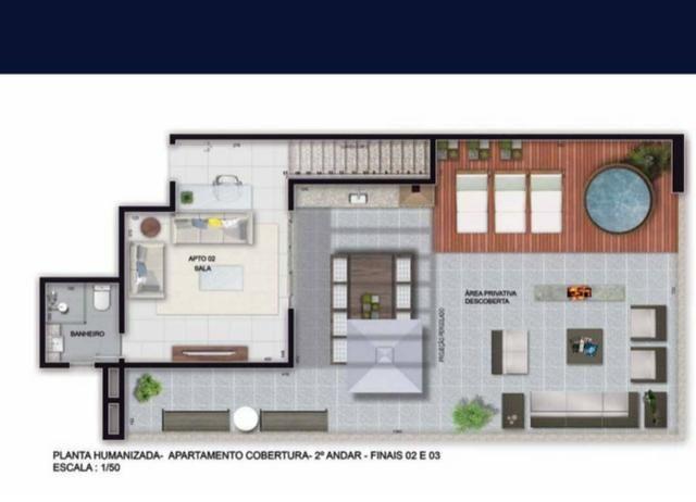 Apartamento na Planta - Avenida Humberto Pizzo - Varginha MG - Foto 9