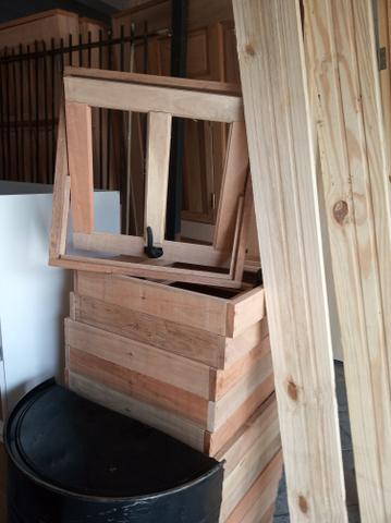 Aberturas de madeira - Foto 3
