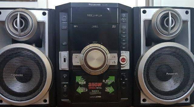 Vendo Micro System Panasonic Ak 270 Pra Vender