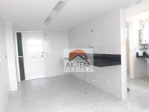 Apartamento com 04 quartos, 03 suítes e lazer fantástico a beira mar de Olinda - Foto 8