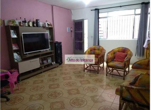 Sobrado com 5 dormitórios à venda, 125 m² Vila Dom Pedro I - São Paulo/SP