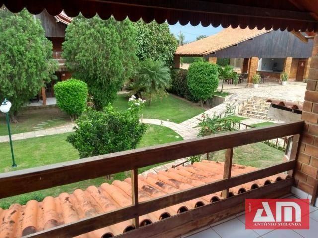 Casa com dois pavimentos, 273 m² em um excelente Condomínio. - Foto 8