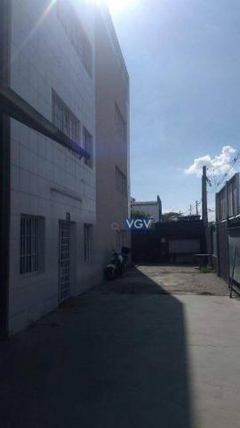 Galpão para alugar, 749 m² por R$ 8.500,00/mês - Chácara do Solar I (Fazendinha) - Santana - Foto 12