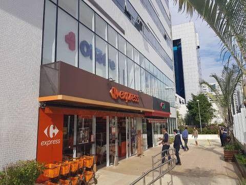 Excelente Ponto Alpha Shooping - Sala Comercial 53 m2- Alphaville Centro Comercial Barueri - Foto 3
