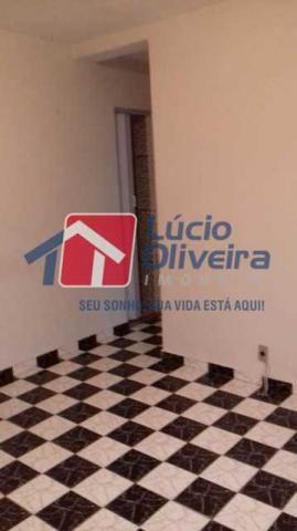 Apartamento à venda com 2 dormitórios em Olaria, Rio de janeiro cod:VPAP21278