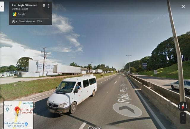 Terreno à venda, 54450 m² por R$ 10.000.000,00 - Tatuquara - Curitiba/PR - Foto 8