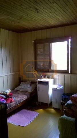 Casa à venda com 2 dormitórios em Alto feliz, Passo de torres cod:236 - Foto 9
