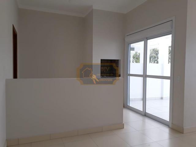 Casa geminada , em bairro planejado 96 m² , 3 dorm , um suíte ,pátio . - Foto 7