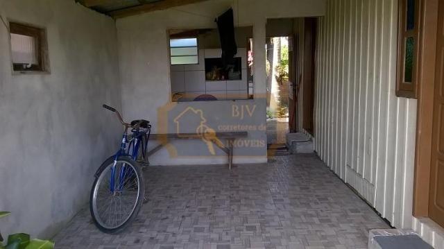 Casa à venda com 2 dormitórios em Alto feliz, Passo de torres cod:236 - Foto 6