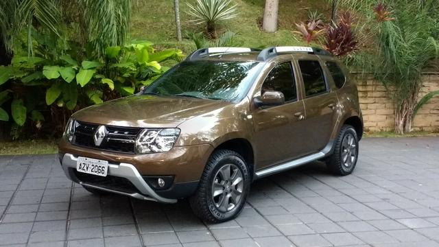 Duster Renault 4x4 2016 (29.900km)