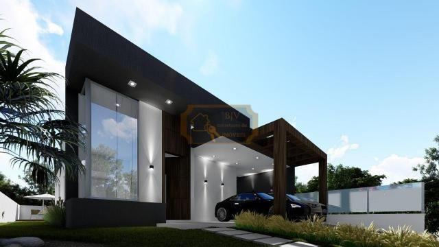 Casa alto padrão, 3dorm c/ suíte, churrasqueira e piscina. - Foto 4