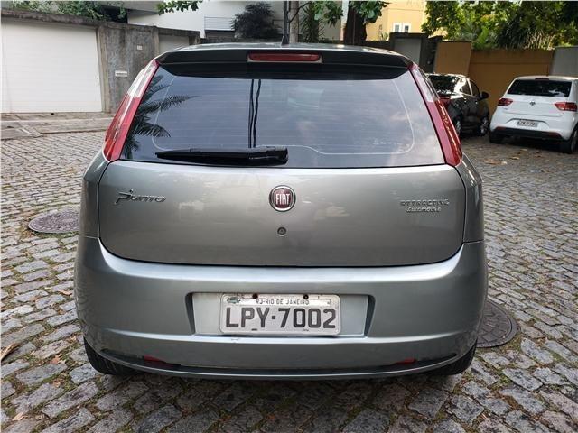 Fiat Punto 1.4 attractive italia 8v flex 4p manual - Foto 9